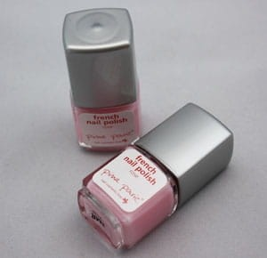 French Nail Polish Rose 12 ml