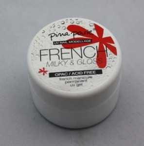 French Gel Milky & Gloss 15g