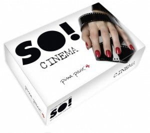 SO! Cinema set 6x5g