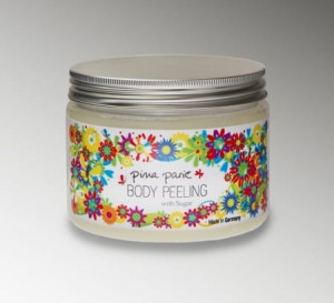 Body Peeling Sugar/Oil 500ml