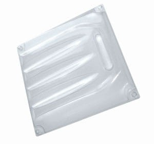 UV Hygienic Rest Plexi